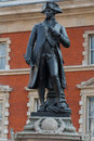 Captain James Cook Statue Royalty Free Stock Photo