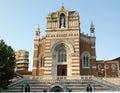 Capuchin Church in Rijeka, Croatia Royalty Free Stock Photo