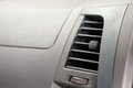 Car accessories ducting air conditioning. Air conditioner Royalty Free Stock Photo