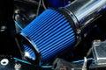 Car air filter zero resistance.