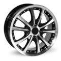 Car alloy wheel Royalty Free Stock Image