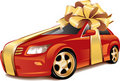 Car as a gift Stock Photos