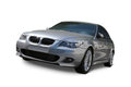 Car BMW 5 Series Royalty Free Stock Photo