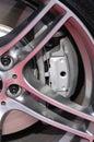 Car Brake Royalty Free Stock Photo