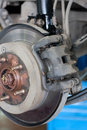 Car brake gear Stock Photography