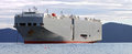 Car Carrier Ship Stock Images