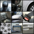 Car collage Stock Image
