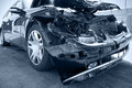 Car crash Royalty Free Stock Images