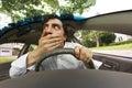 Car Crash Face