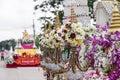 Car decoration parade Royalty Free Stock Photo