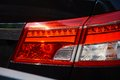 Car detail, lights Royalty Free Stock Photo