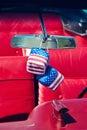 Car dice Royalty Free Stock Photo
