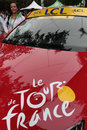 Car of Director of the Tour de France
