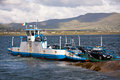 Car Ferry in County Kerry, Ireland Royalty Free Stock Photo