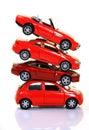 Car heap Stock Photo