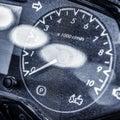 Car interiors closeup photo of Stock Image