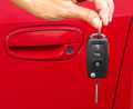 Car keys. Royalty Free Stock Photos