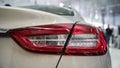 Car light - rear Royalty Free Stock Photo
