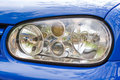 car lights Royalty Free Stock Photo