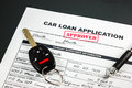 Car Loan Application Approved 003