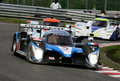 Car Racing(PEUGEOT908 HDi-FAP) Royalty Free Stock Images
