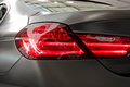 Car rear light in detail Stock Photos