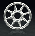 Car rim Royalty Free Stock Photo