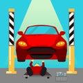 Car Service. Car Repairs and Diagnostics. Auto Maintenance