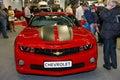 Car show Stock Afbeelding