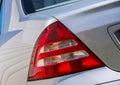 Car Tail Light Royalty Free Stock Photo