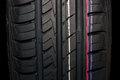 Car tire Stock Image