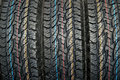 Car tire. Stock Photo