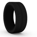 Car tire d tires in the background Royalty Free Stock Photos