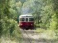 Auto vlak