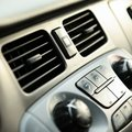 Car Vents and Knobs Stock Images