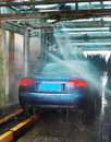 Car wash Royalty Free Stock Photos