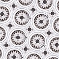 Car wheel riim pattern abstract rim as wallpaper background Royalty Free Stock Images
