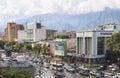 Caracas city, Venezuela