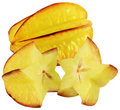 Carambola. Royalty Free Stock Photos