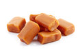 Caramel candies Royalty Free Stock Photo