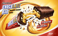 Caramel chocolate bar ad