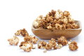 Caramel chocolate popcorn photo of Stock Photos