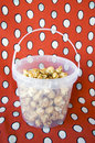Caramel popcorn Royalty Free Stock Photography