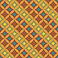 Caramel seamless pattern Royalty Free Stock Photos