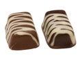 Caramelos deliciosos Foto de archivo libre de regalías