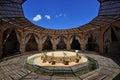 CARAVANSERAI IN IRAN Royalty Free Stock Photo