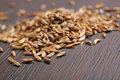 Caraway seeds Royalty Free Stock Photo