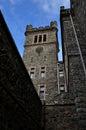 Carbisdale castle Royalty Free Stock Photo