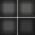 Carbon background Stock Photos