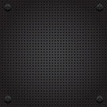 Carbon black background bitmap picture with additional eps file Royalty Free Stock Photography